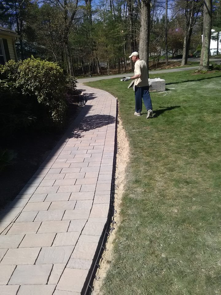 Warrens Masonry Walkways Steps Patio Repairs - Patio repairs